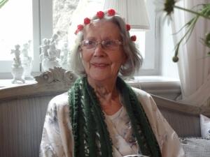 Grattis på 90-årsdagen mormor!